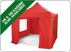 Heavyduty Commercial Steel Pop Up Gazebos and Instant Shelters